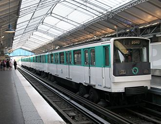 Paris Métro Line 11 - As the current MP 59 stock is becoming outdated, it is possible that the MP 73 stock from Line 6 may replace them.