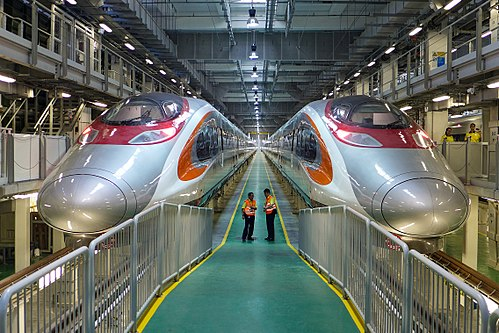 MTR CSR Sifang EMU in Shek Kong Stabling Sidings 201710.jpg