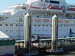 MV Discovery at Liverpool Cruise Terminal (1).JPG