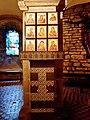 Maastricht, OLV-basiliek, crypte, iconententoonstelling 08.jpg