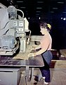 Machinist at Western Plywood, Calgary, Alberta (34214775674).jpg