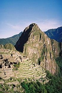 Machu Picchu (2005) Mark Blumenthal.jpg