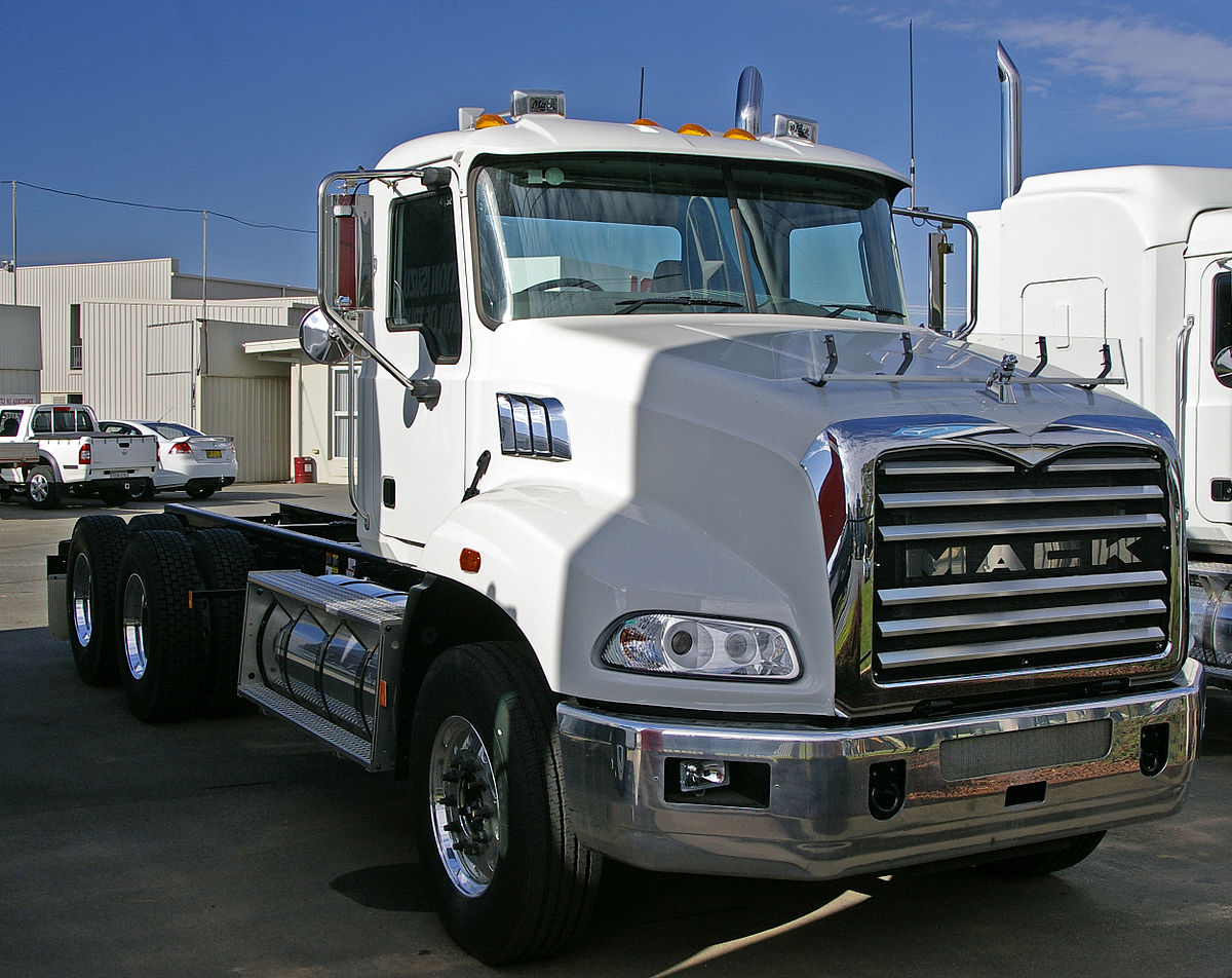Mack trucks wikipedia wolna encyklopedia - Mack truck pictures ...