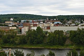 Madawaska, Maine Town in Maine, United States