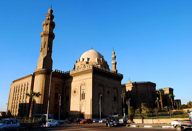 Sultan-Hasan-Moschee