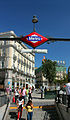 Madrid. Puerta del Sol square. Entry subway. Spain (2857866766).jpg