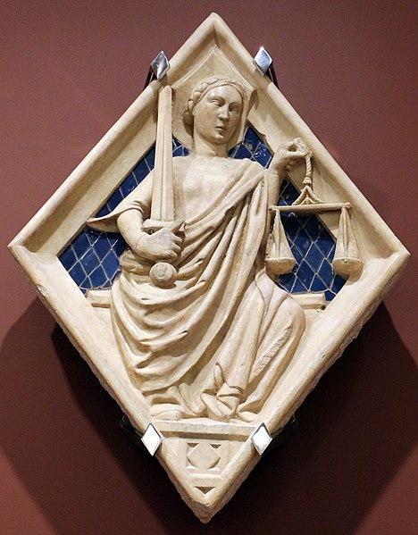 File maestro dell 39 armatura giustizia 1343 60 circa dal - Armatura dell immagine del dio ...