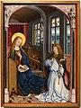Maestro di liesborn, annunciazione, 1465-90 ca. 01.jpg