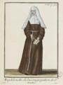 Magdelonette de la congrégation de Sainte-Marthe, 1715.png