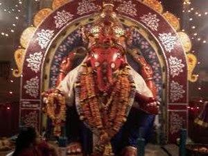 Wai, Maharashtra - Mahaganapati temple