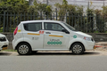Mahindra e2o Plus battery electric car, cropped (3).png
