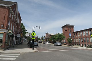 Newmarket (CDP), New Hampshire Census-designated place in New Hampshire, United States