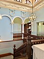 Main staircase at Customs House, Brisbane, Queensland 04.jpg