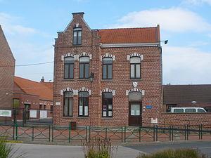 Wannehain - Image: Mairie de Wannehain
