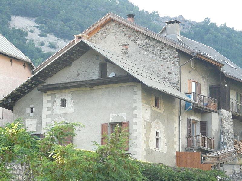 Maison Giraud (Inscrit)