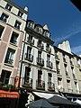 Maison natale du général Hoche - 18 rue de Satory - Versailles - Yvelines - France - Mérimée PA00087762.jpg
