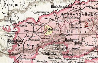 Makrai State - Makrai State in the Imperial Gazetteer of India