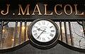 Malcolm's clock, Belfast - geograph.org.uk - 669158.jpg