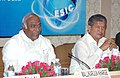 Mallikarjun Kharge addressing the Press Conference after inaugurating the 'International Social Security Association (ISSA), Sub Regional Liaison Office for South Asia in New Delhi on June 22, 2009.jpg