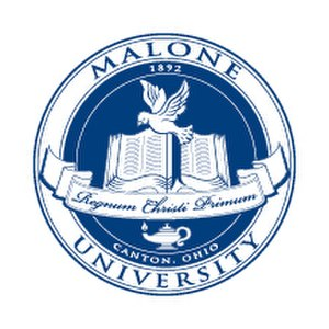 Malone University - Image: Malone University Seal