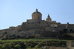 Ramon Despuig - Image: Malta Mdina (north tour bus) 05 ies