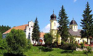 Gomirje Monastery - Gomirje Monastery
