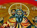 Manastir Privina Glava, 008 Sveta Trojica, detalj.jpg