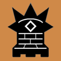 Mann black on dark (an icon of the chess piece).png