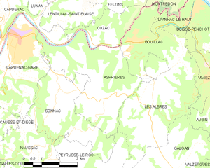 Map commune FR insee code 12012.png