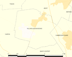 Map commune FR insee code 14758.png