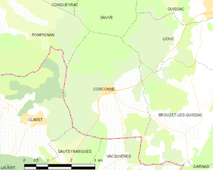 Map commune FR insee code 30095.png
