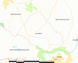 Map commune FR insee code 34125.png