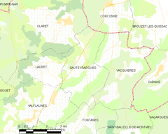 Map commune FR insee code 34297.png