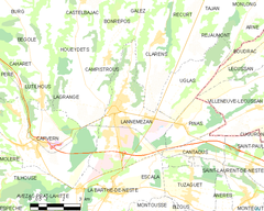 Map commune FR insee code 65258.png