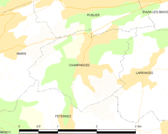 Map commune FR insee code 74057.png