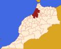 Mapa MARROCOS-2015-Rabat-Salé-Kénitra.png