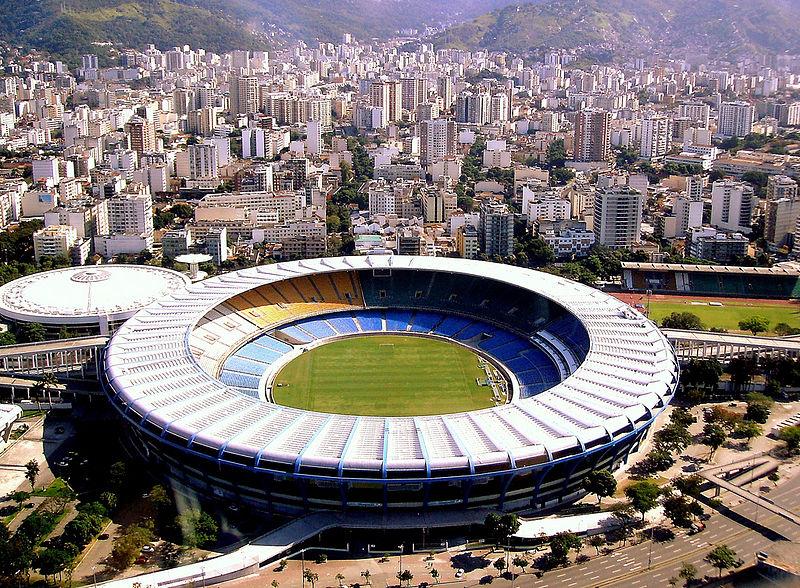 Súbor:Maracanã Stadium in Rio de Janeiro.jpg