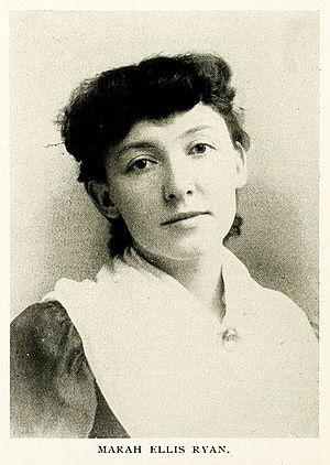 Marah Ellis Ryan - Marah Ellis Ryan, c. 1897