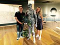 Marble Human Statue Human Statue Bodyart (22266446909).jpg