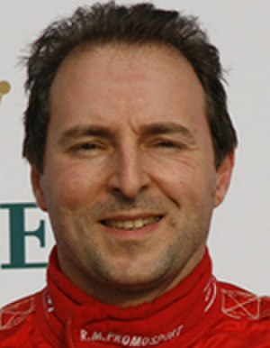 Marc Rostan - French racecar driver