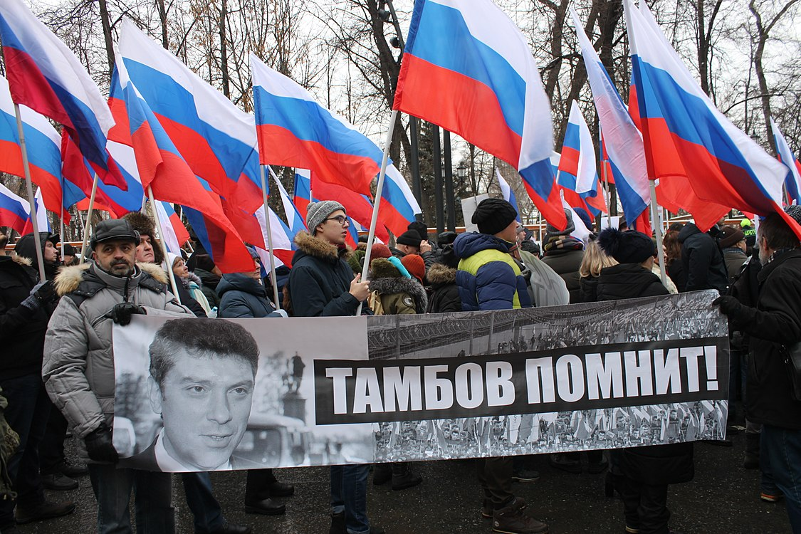 March in memory of Boris Nemtsov in Moscow (2019-02-24) 86.jpg