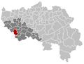 Marchin Liège Belgium Map.png