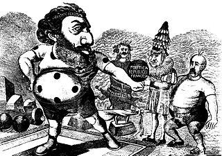 A Russian strongman w/ kettlebell