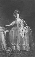 Maria I, 1734-1816,  Fransiska Isabella drottning av Portugal