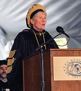 Maria Klawe Canadian-American computer scientist