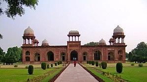 Tomb of Mariam-uz-Zamani - Tomb of Mariam-uz-Zamani, Sikandra, Agra