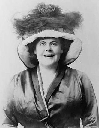 Marie Dressler - Dressler in 1909