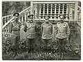 Markov, Denikin, Alekseev, Yuzefovich in Mogilyov, 1917.jpg
