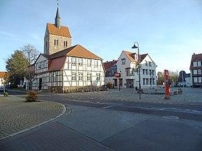 Marktplatz in Bismark (Altmark).JPG