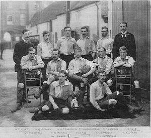 Marlow F.C. - The Marlow team of 1894